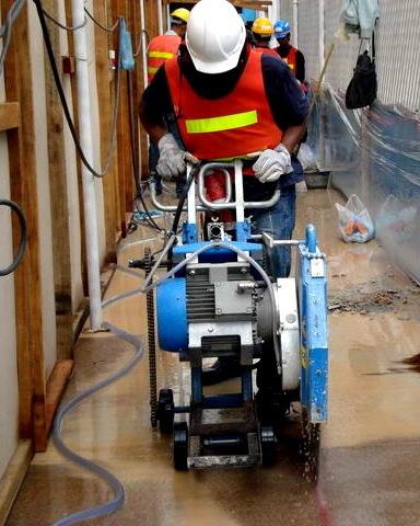Concrete Cutting 171 West Coast Concrete Concrete